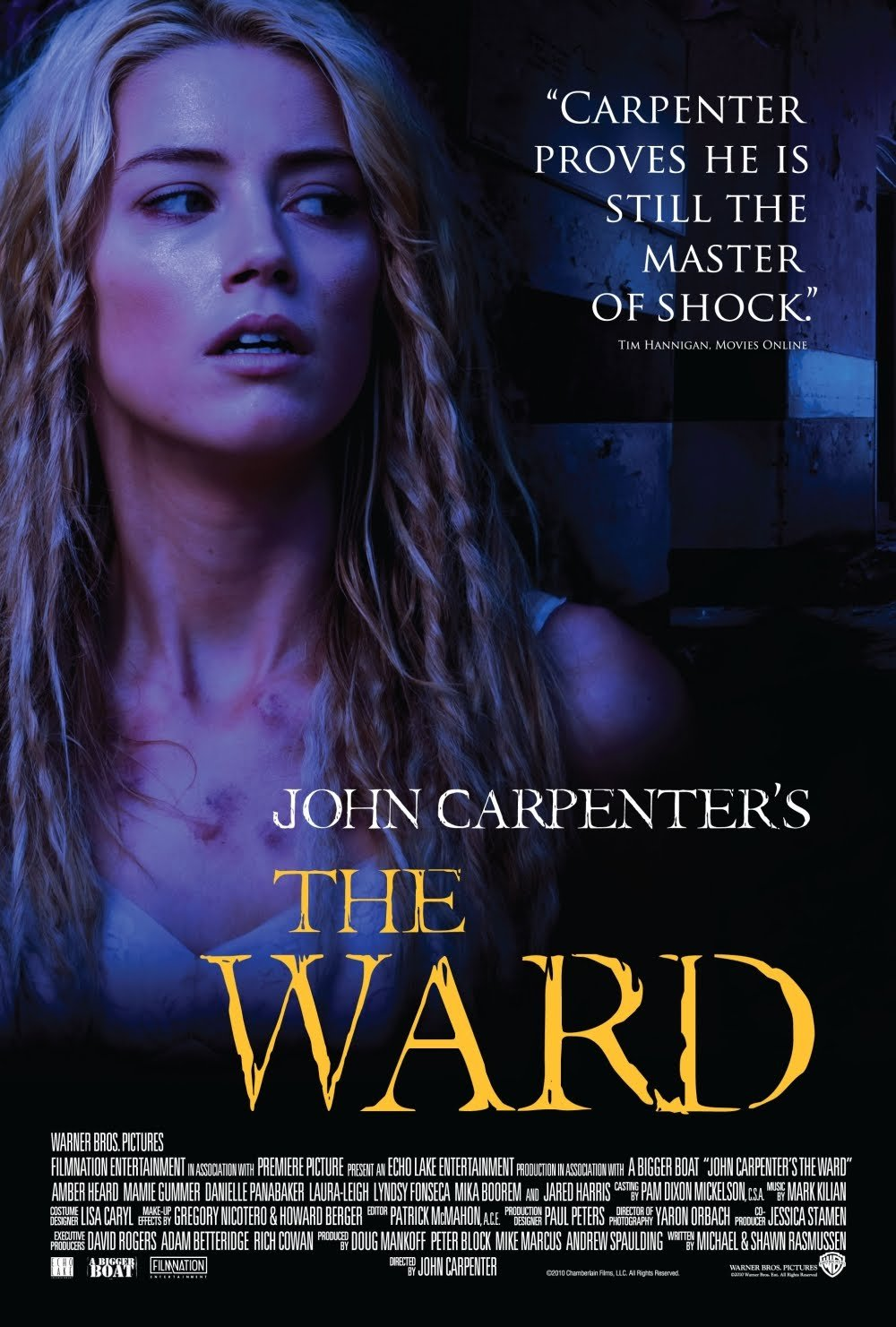 The Ward - John Carpenter