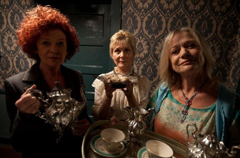 Tea Time with the Women of Salem